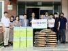 천안농협 복지시설 찾아 '사랑의 쌀' 전달