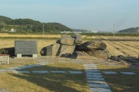 이 충무공 유적 '아산 게바위'  훼손 위기