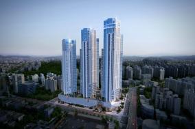 천안 69층 주상복합아파트 개발 사업  본격화