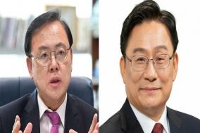 국민의힘 충남도당위원장 '이명수·박찬주'후보 2인으로 확정